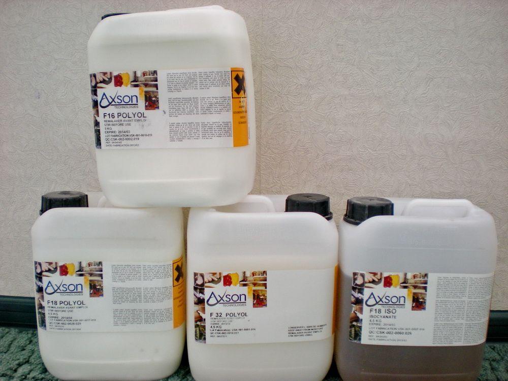 Полиуретан жидкий эластичный двухкомпонентный купить в барнауле 4