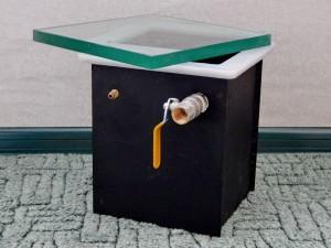 вакуумная камера для силиконов и компаундов